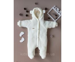 Утепленный комбинезон для новорожденных